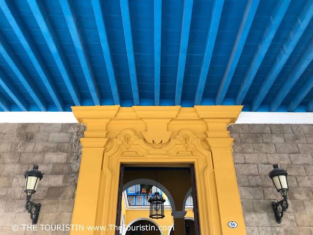Casa del Marqués de Aguas Claras vieja havana cuba the touristin