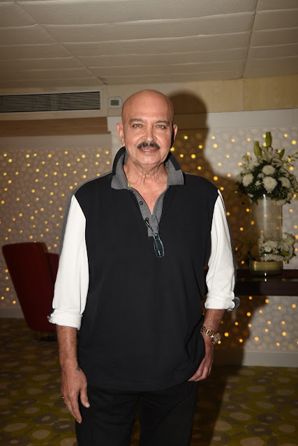 Rakesh Roshan @Cinetheque Preview theatre @ Sahara Star