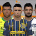 PES 2017 Argentina FacePack vol. 2 By Litos Facemaker