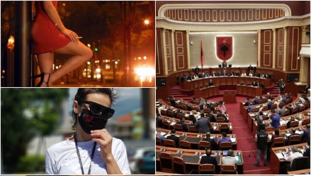 'Albanian ministers and MPs pay up to 2,000 euros for sex'