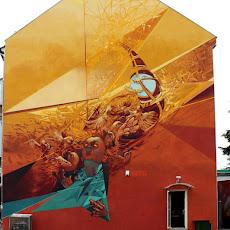 20 Grafiti dan Lukisan Dinding yang Luar Biasa