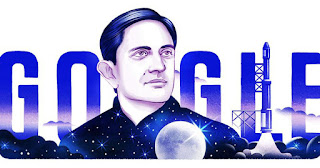 3- The country is celebrating the birth anniversary of Dr. Vikram Sarabhai, the father of ISRO