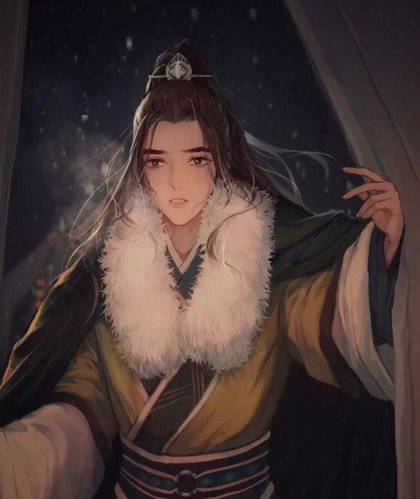 Những Hình Ảnh Anime Cổ Trang Đẹp Nhất