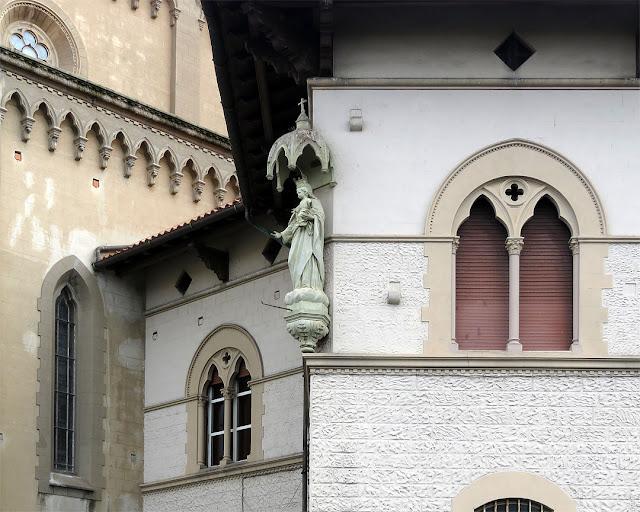 Madonna, viale Risorgimento, Livorno