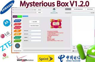 اداه فريق الغموض mysterious box v.1.2.0 تفعيل ثري جي اي هاتف