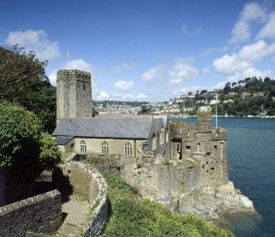 قلعة دارتموث بالمملكة المتحدة -بريطانيا