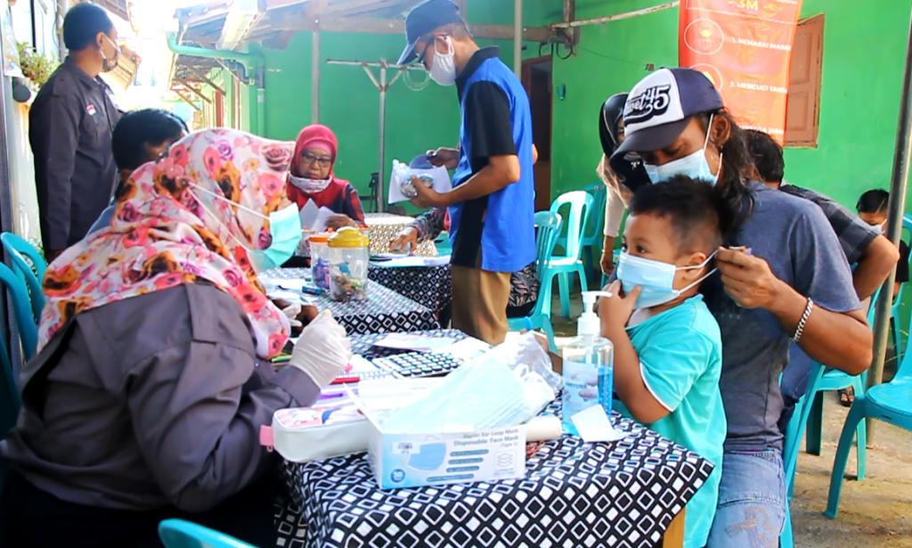 Berkat Bank Samiun, Warga Kelurahan Kebumen Bisa Bayar Pajak Pakai Sampah