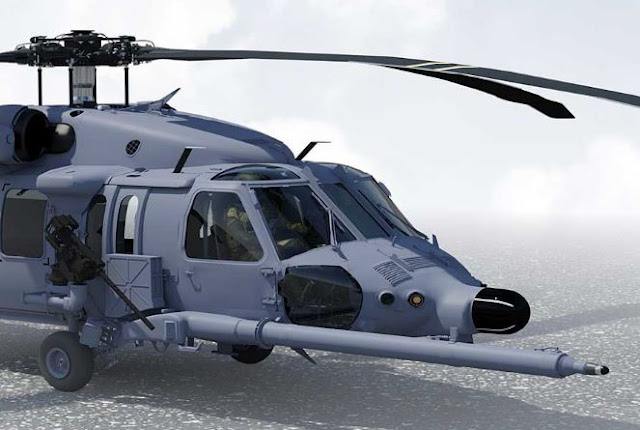 Sikorsky HH-60W specs