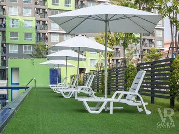 VR Global Property ขายคอนโด ย่าน อมตะนคร ชลบุรี โครงการ S1 Condo Park เอสวัน ปาร์ค