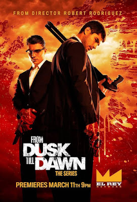 From Dusk Till Dawn The Series (TV Series) S01 2016 DVD R4 NTSC Latino