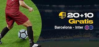 bwin promo champions Barcelona vs Inter 2-10-2019