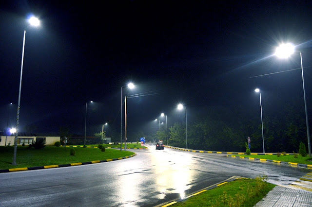 Άρτα: Χρηματοδοτούμενο μόνο από Δημοτικούς πόρους,το έργο οδοφωτισμού με φωτιστικά led!
