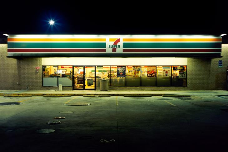 Harlan Erskine - Photography - 7 Eleven