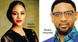 Busola Dakolo Lodges Complaint Against Pastor Biodun Fatoyinbo, Demands His Immediate Arrest.