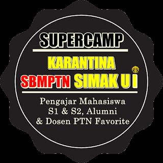 Bimbel supercamp ui, BIMBEL SUPERCAMP SBMPTN, bimbel supercamp SIMAK UI, bimbel karantina, bimbel Karantina SBMPTN, bimbel karantina SIMAK UI, bimbel karantina sbmptn simak ui reguler internasional.,