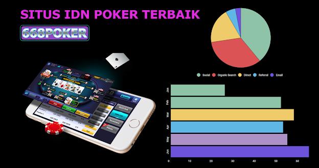 Grafik IDN Poker