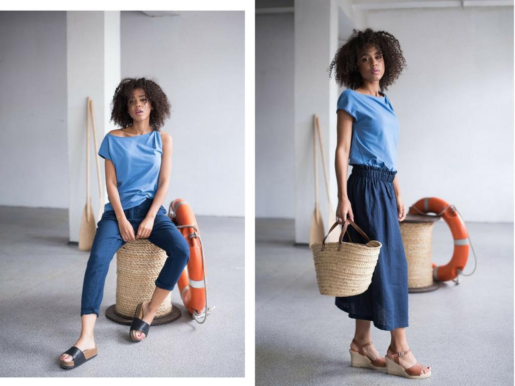 c53ab2656d Wystarczy chociażby spojrzeć na bluzkę Lagos z organicznej bawełny czy też  spódnicę i bluzkę Tulip z włókien bambusowych .