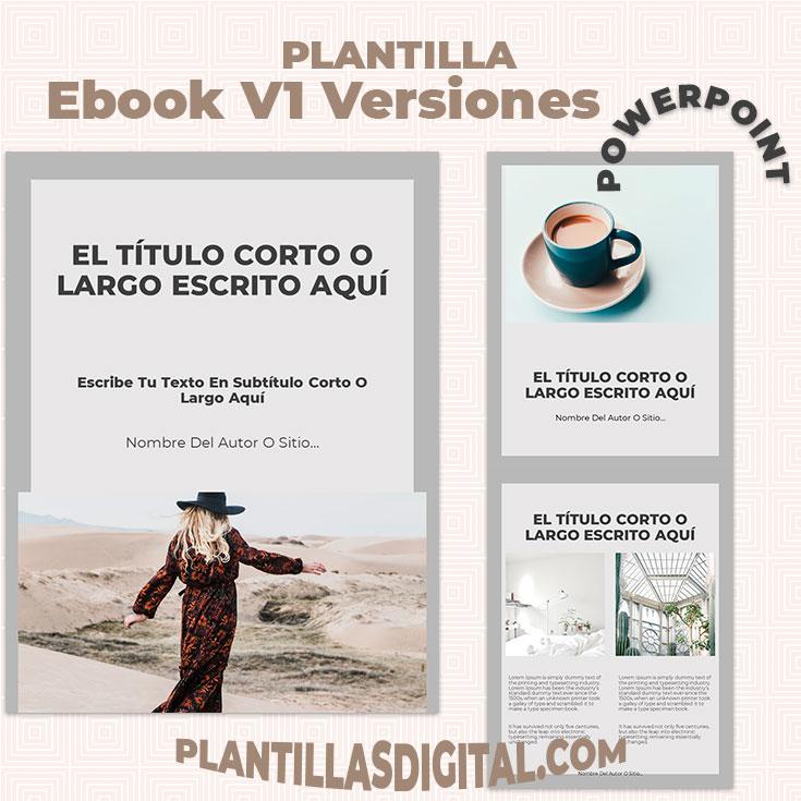 Plantilla Ebook V1 Versiones