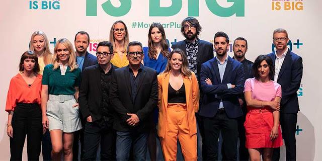 Movistar+, Lite, presentación