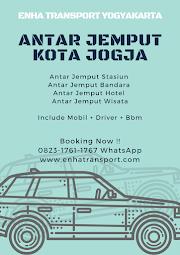 Jasa Antar Jemput Yogyakarta