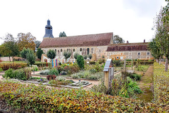 Ailleurs : Domaine de l'Abbaye de Thiron-Gardais,  une pépite historique à découvrir dans le Perche