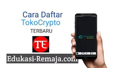 Cara daftar TokoCrypto dengan kode referral terbaru - Dengan maraknya trend trading aset digital atau crypto, banyak masyarakat yang tertarik untuk ikut melakukan aktivitas jual beli aset digital. Ada banyak platform untuk melakukan aktivitas Trading, salah satunya adalah aplikasi TokoCrypto.