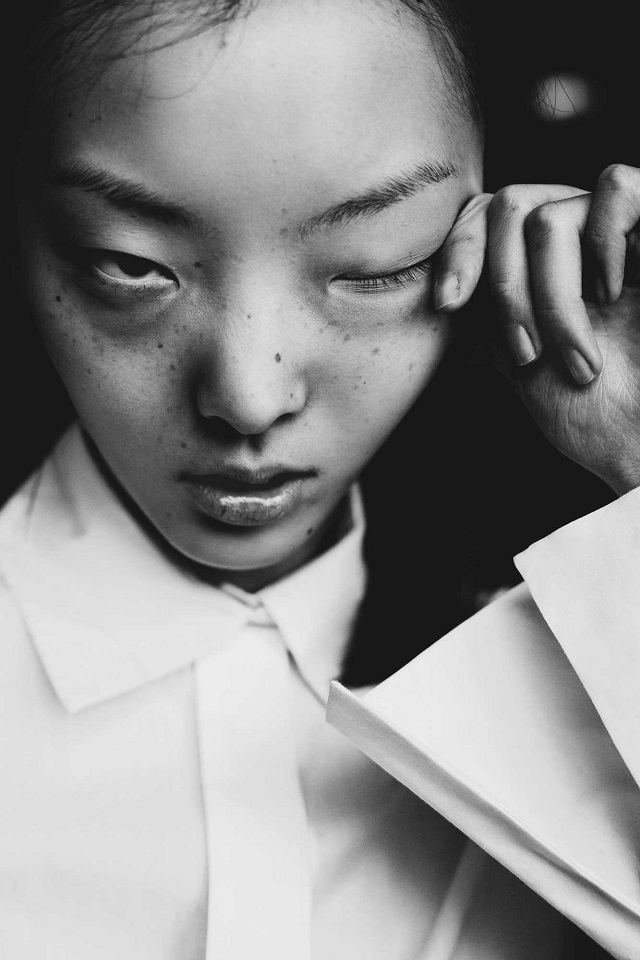 Maaya Yoshiyama by Billy Kidd