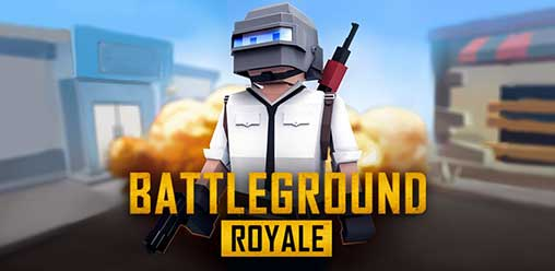 game battle royale android Pixel's Unknown Battle Ground