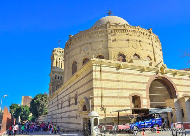 Christian Coptic Cairo