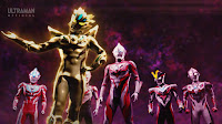 Ultraman Zero Beyond Galaxy Glitter