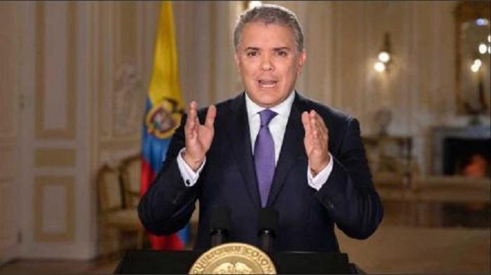 Duque afirmó que considerar la reelección un derecho humano es dictatorial / EL HERALDO