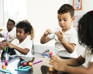 Espaços, tempos, quantidades, relações e transformações- Objetivos de aprendizagens e abordagens