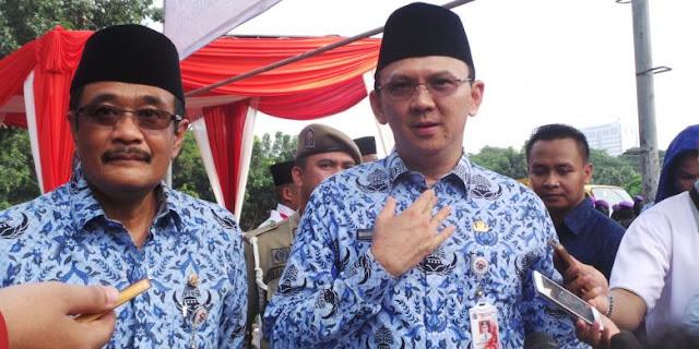 Ketua DPP PDI-P Sebut Djarot Antitesis Ahok yang Saling Melengkapi