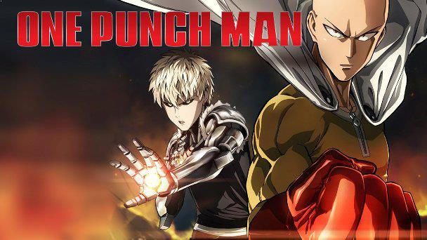 One Punch Man - Top Anime Overpower (Main Character Strong from the Beginning)
