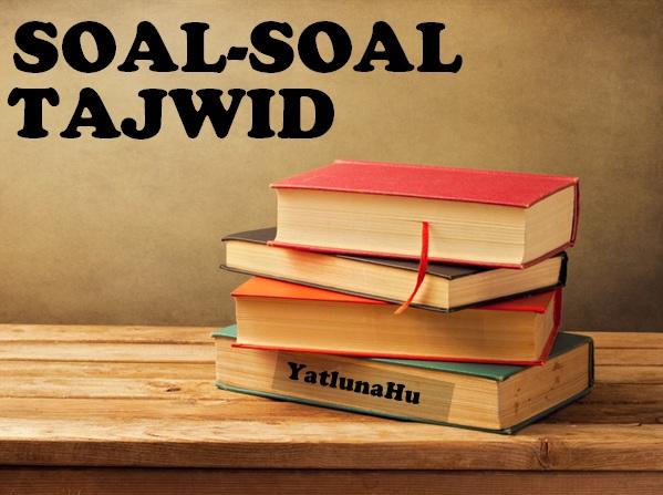 Soal Tajwid