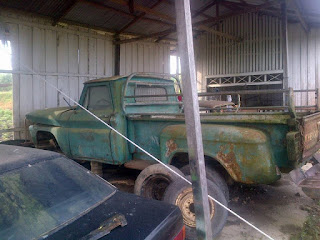 Forsale Old Pickup Truck Chevy C10 1966 - MAGETAN