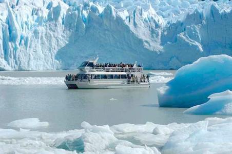 Safári Náutico no Parque Nacional Los Glaciares em El Calafate
