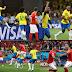 Brasil 1 x 1 Suíça !! Futebol Pobre, Previsível, sem brilho