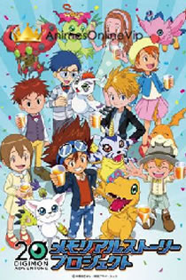 Digimon Adventure: 20 Shuunen Memorial Story Legendado