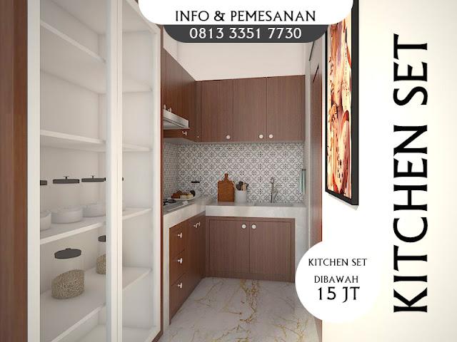 Kitchen set surabaya Mewah