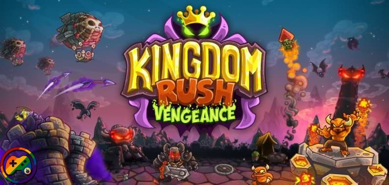 تنزيل لعبة kingdom rush vengeance