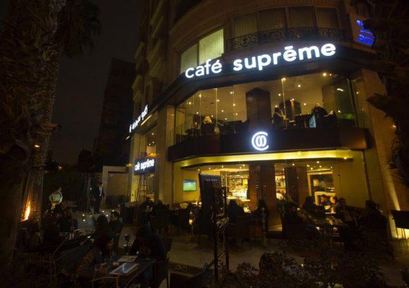 أسعار منيو وفروع ورقم كافيه سوبريم Cafe Supreme 2021