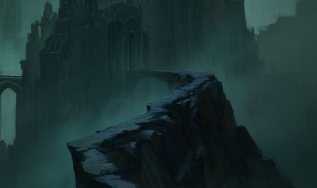 Approaching Icespire Hold