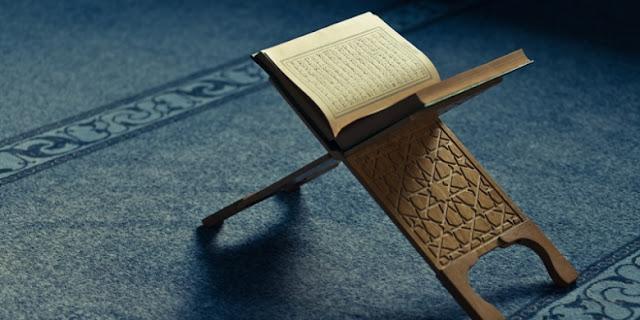 """""""Tata cara Al Qur'an menetapkan hari kebangkitan""""."""