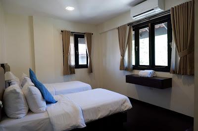Bedroom di Banyu Biru Villa