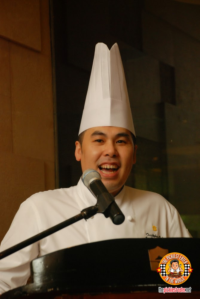Chef Christopher Chai