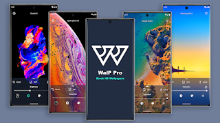 WalP Pro – Stock HD Wallpapers (Ad-free) Apk v6.3.0 [Patched]