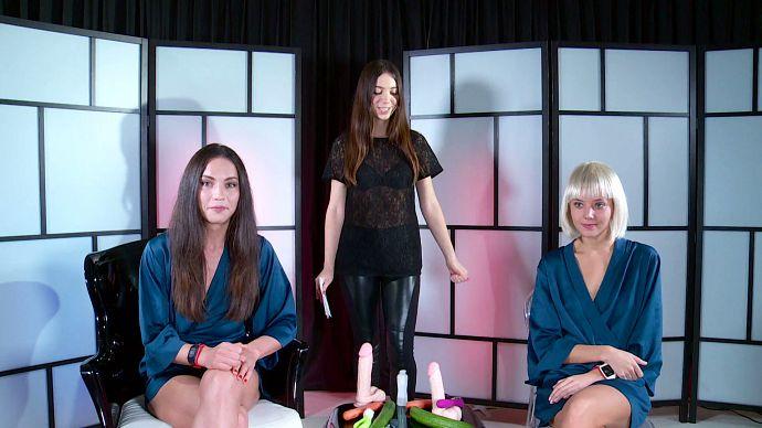 OrgasmWorldChampionship - Nataly Gold VS Katya Clover - Girlsdelta