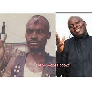 Nigeria's most wanted armed robber, Shina Rambo resurfaces as a Pastor