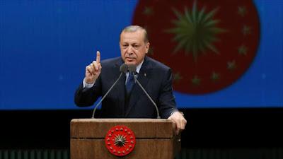 ¿Por qué será que Erdogan solo se conforma con aplastar a Damasco?
